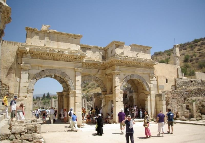 Sirince village ephesus tour from kusadasi port travel packages turkey - Ephesus turkey cruise port ...