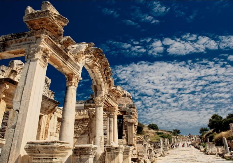 Shore excursions kusadasi explore ephesus full day travel packages turkey - Ephesus turkey cruise port ...