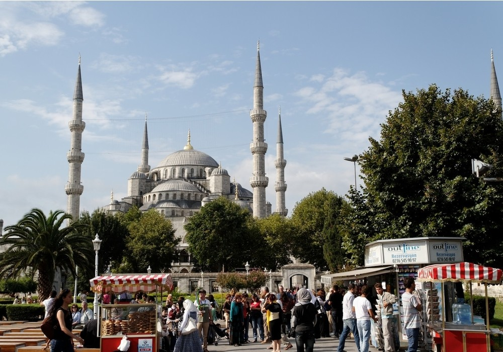 Istanbul Tour Packages - Travel Packages Turkey