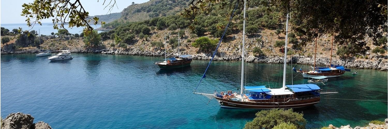 Blue Cruises Turkey